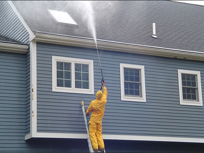 External house Washing Bundamba